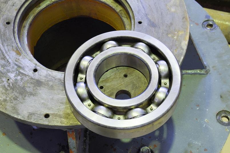 Bearing from an electric motor repair shop Atlanta, GA
