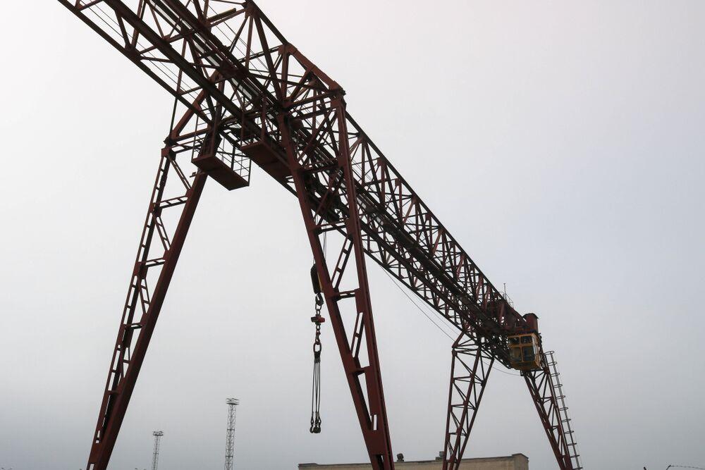 Overhead crane repair Atlanta, GA