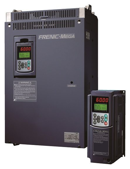 Variable speed drives example