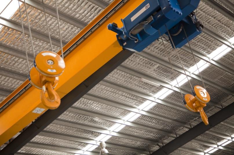 Overhead Crane Repair