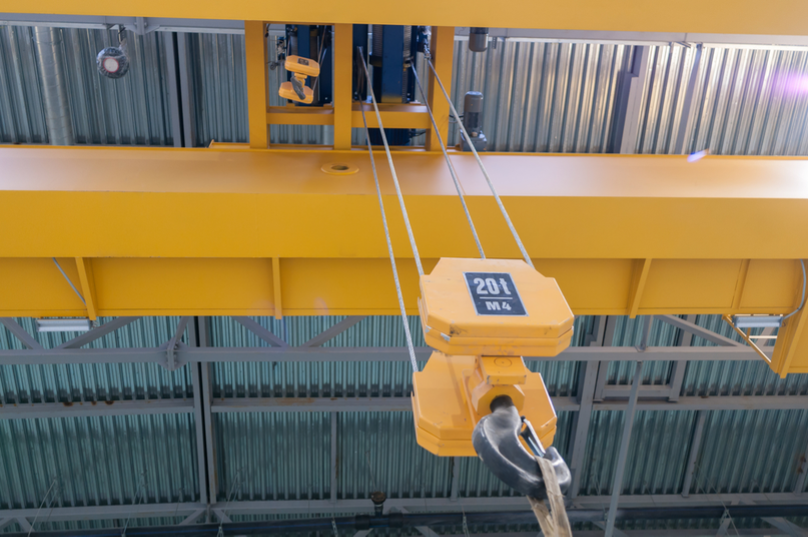 Overhead crane inspection Knoxville, TN