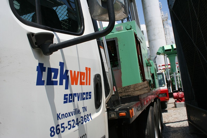 Tekwell motor repair shops in Knoxville, TN