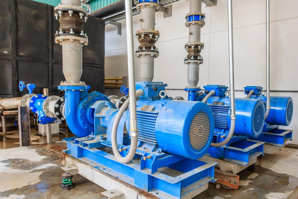 Industrial pump repair Knoxville, TN