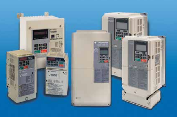 Examples of Yaskawa variable frequency drives Atlanta, GA