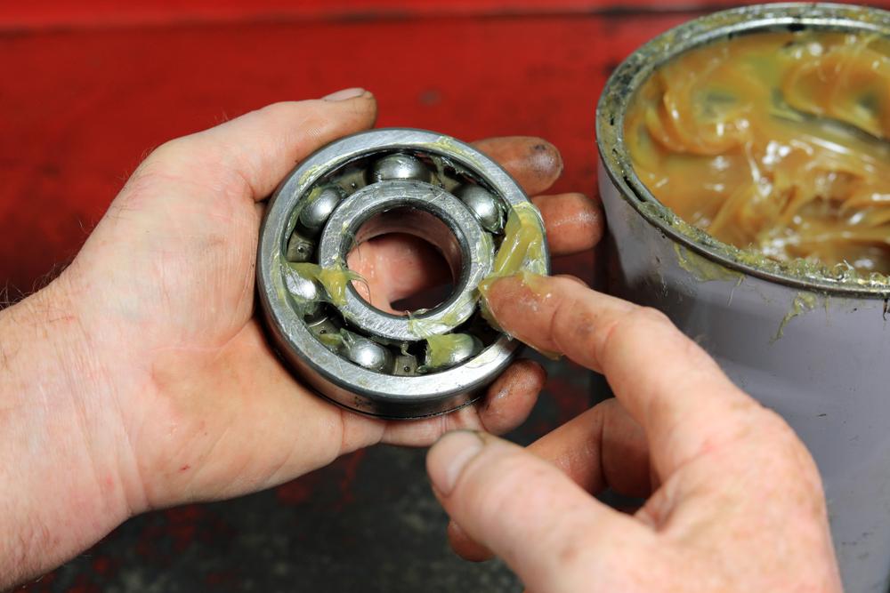 Bearing Lubrication as part of an electric motor preventive maintenance program Atlanta, GA