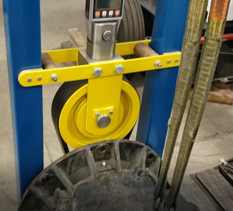Equipment for industrial motor service Atlanta, GA
